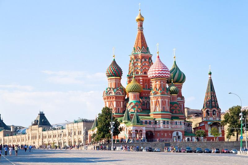 Moscou ! On arrive !!!