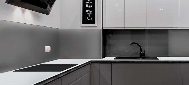 Küchenarbeitsplatten aus Glas - Culina Luce | {Küchenarbeitsplatte glas 26}