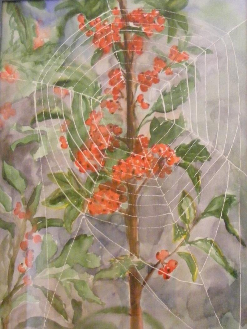 Herbst, 2008, Aquarell, 30*40 cm