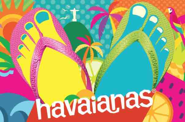 Havaianas Ciabatta Infradito