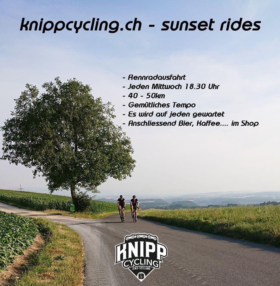Sunset Rides 2021