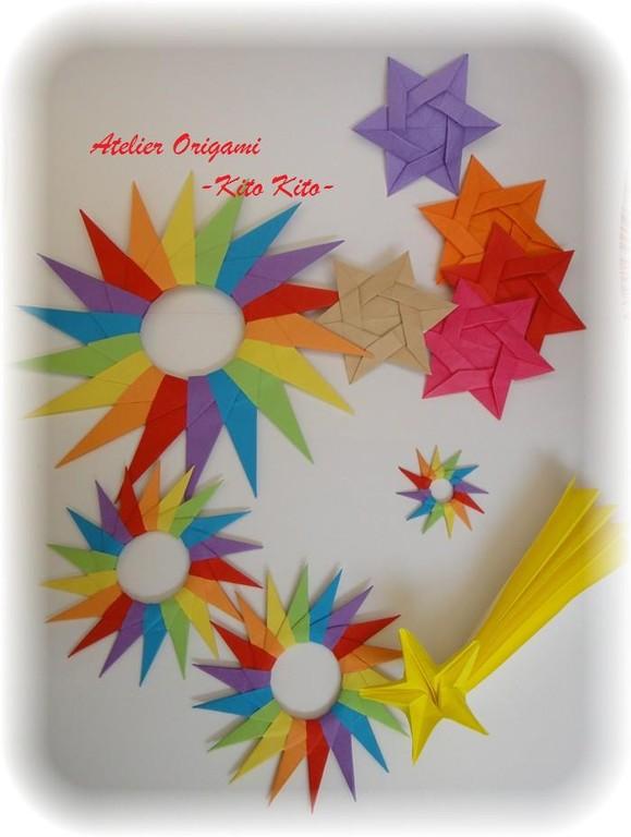 """L'origami """"Étoile"""""""