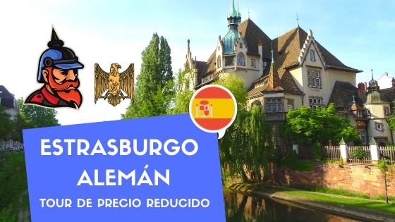 "Low Cost Tour ""Estrasburgo Alemán"""