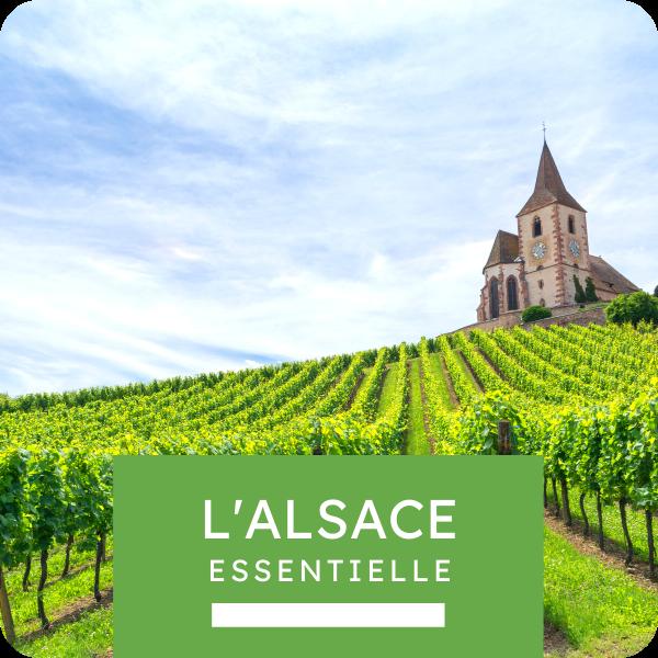 """Excursion """"L'Alsace essentielle"""""""