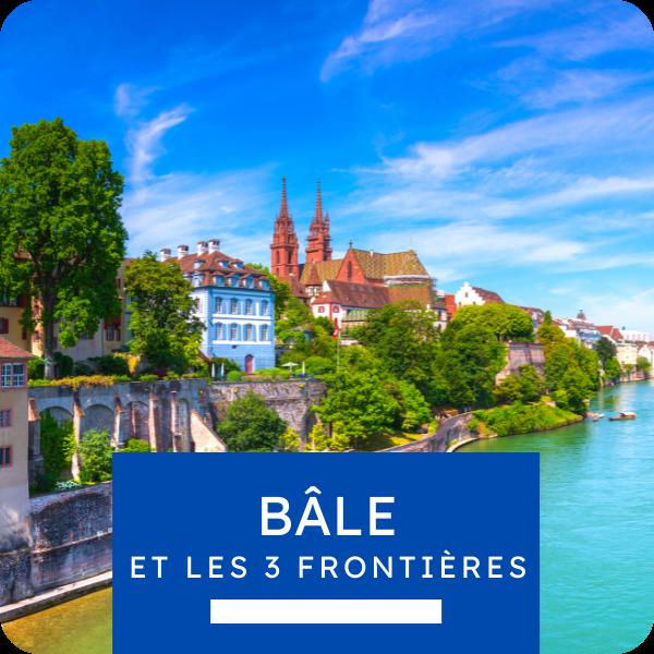 """Visite privée """"Bâle, les 3 frontières"""""""