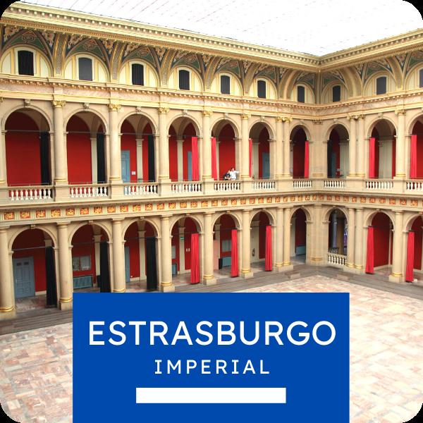 """Tour privado """"Estrasburgo imperial"""""""
