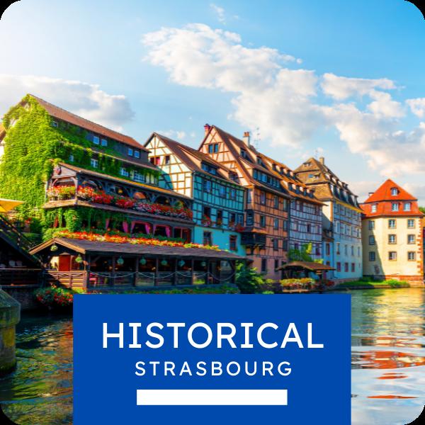 "Private Tour ""Historical Strasbourg"""