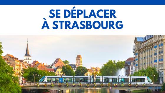 Se déplacer à Strasbourg