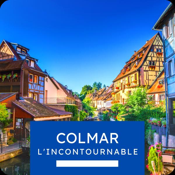 """Visite privée """"Colmar, l'incontournable"""""""