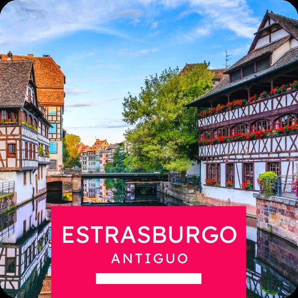 "Tour colectivo ""Estrasburgo antiguo"""