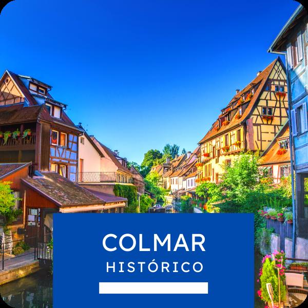 "Tour privado ""Colmar histórico"""