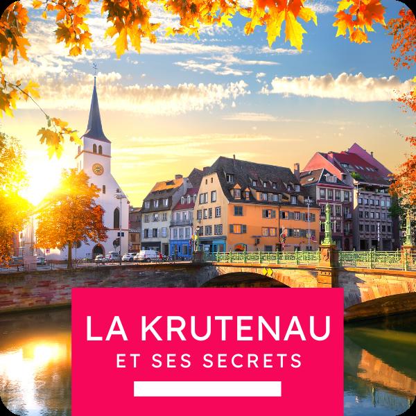 """Visite collective """"La Krutenau et ses secrets"""""""