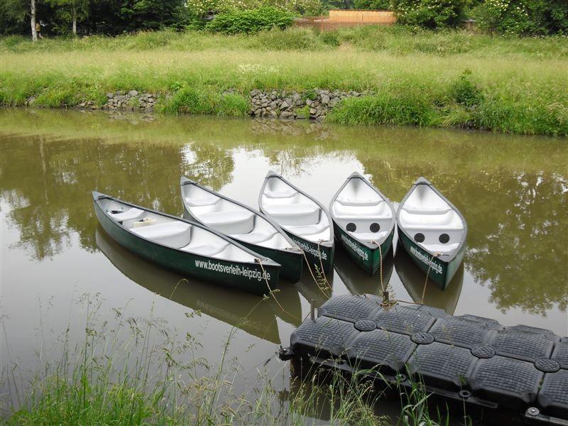 Infos über Fließgewässer, Wassertourismus und Motorbootverkehr sollte es bei der Kanuexkursion geben, die abgesagt wurde, weil sie vom Amt für Umweltschutz (eigentlich Kooperationspartner der Naturschutzwoche) nicht genehmigt wurde.<p/>Foto: René Sievert
