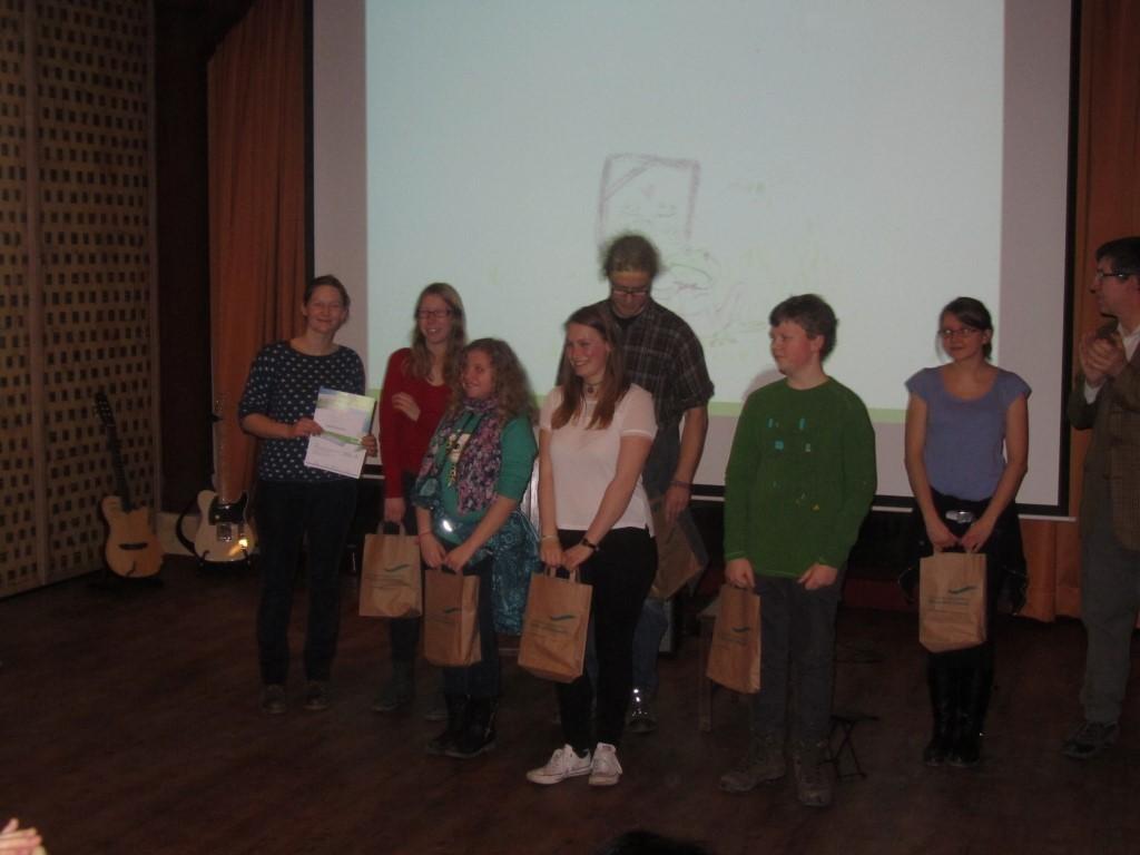 Den 2. Platz im Warnschild-Wettbewerb belegte die NAJU Dresden.<p/>Foto: NAJU Dresden