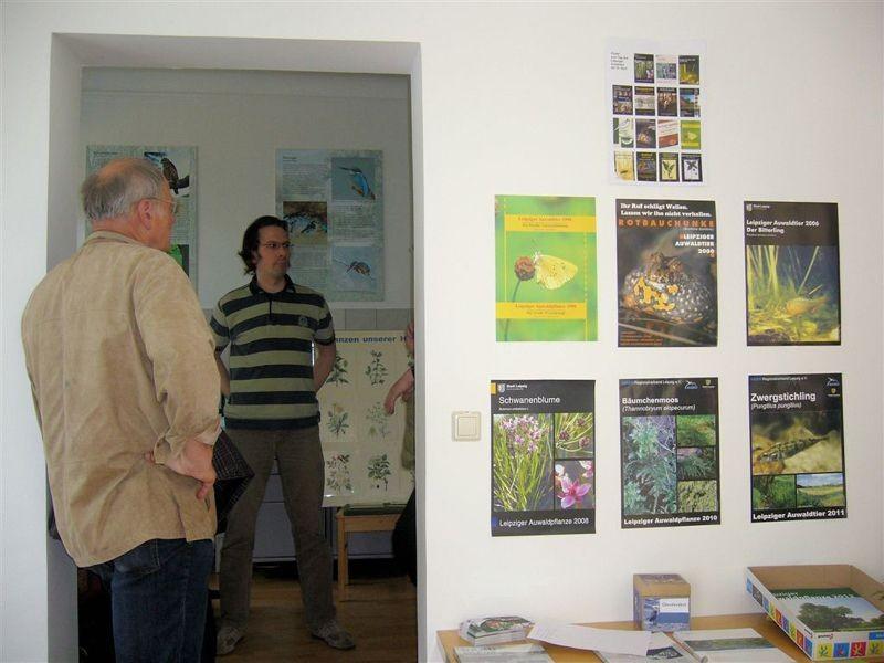 Beim 'Tag der offenen Tür' konnten Gäste die neuen Räumlichkeiten und die Mitarbeiter kennenlernen. Foto: Claudia Tavares