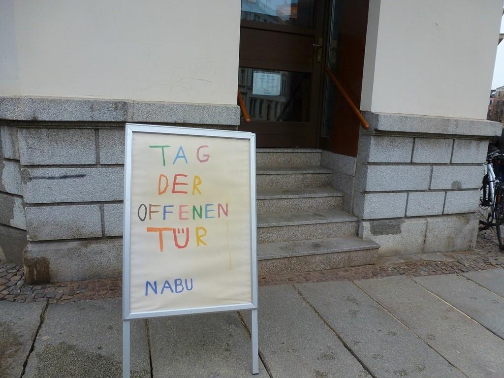 """""""Tag der offenen Tür"""" am 21. März 2015."""