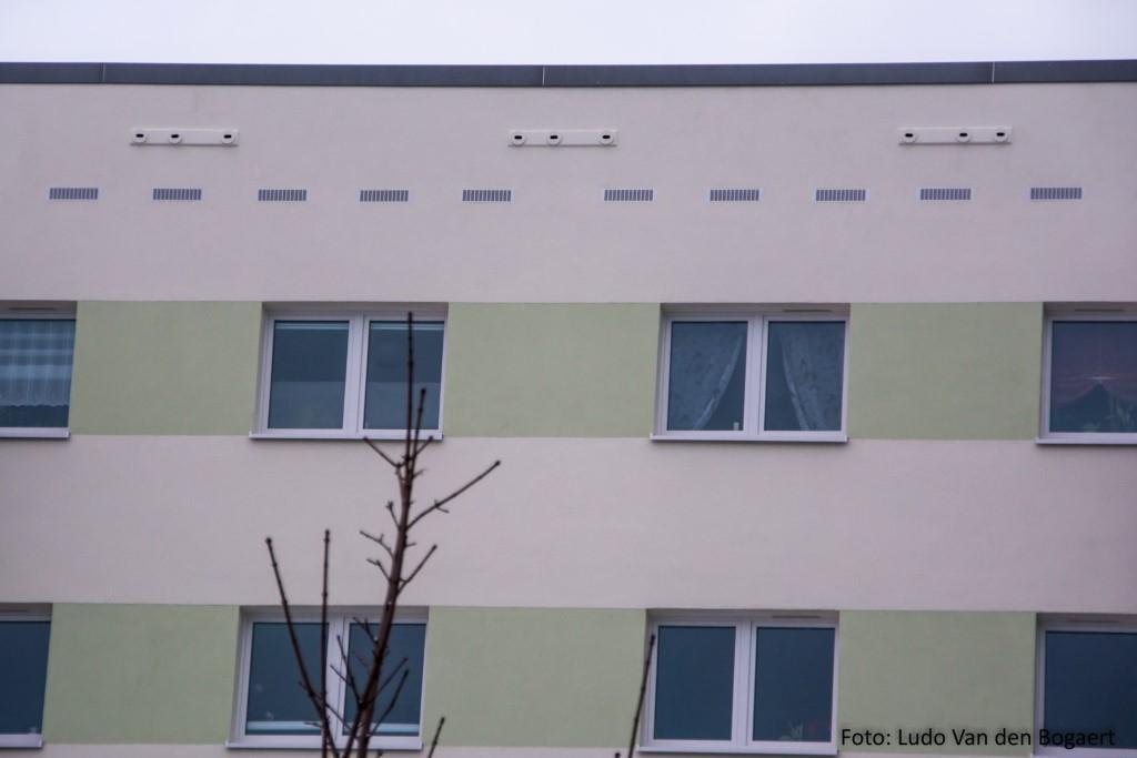 Wichtig ist daher, Ausgleich mit künstlichen Nisthilfen zu schaffen. Sie können in die Fassade integriert werden, leider wird das in vielen Fällen versäumt.