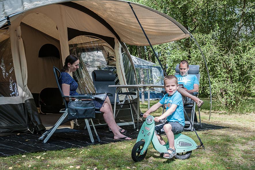 Camping Sites & Paysages  Les Saules à Cheverny - Loire Valley - Loisirs et vacances en famille