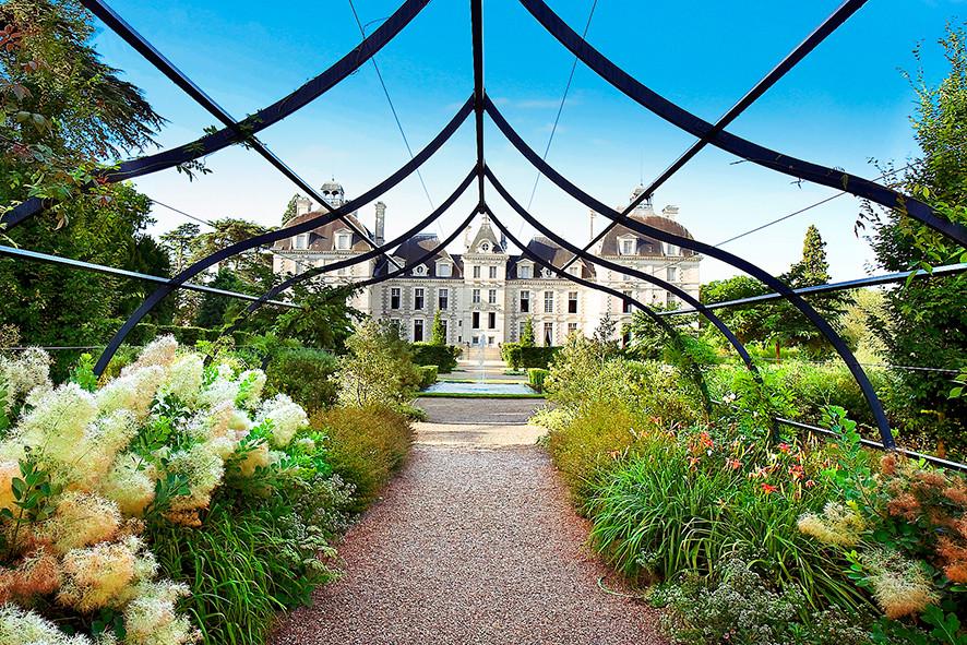 Camping Sites & Paysages  Les Saules à Cheverny - Loire Valley - Découverte du château de Cheverny