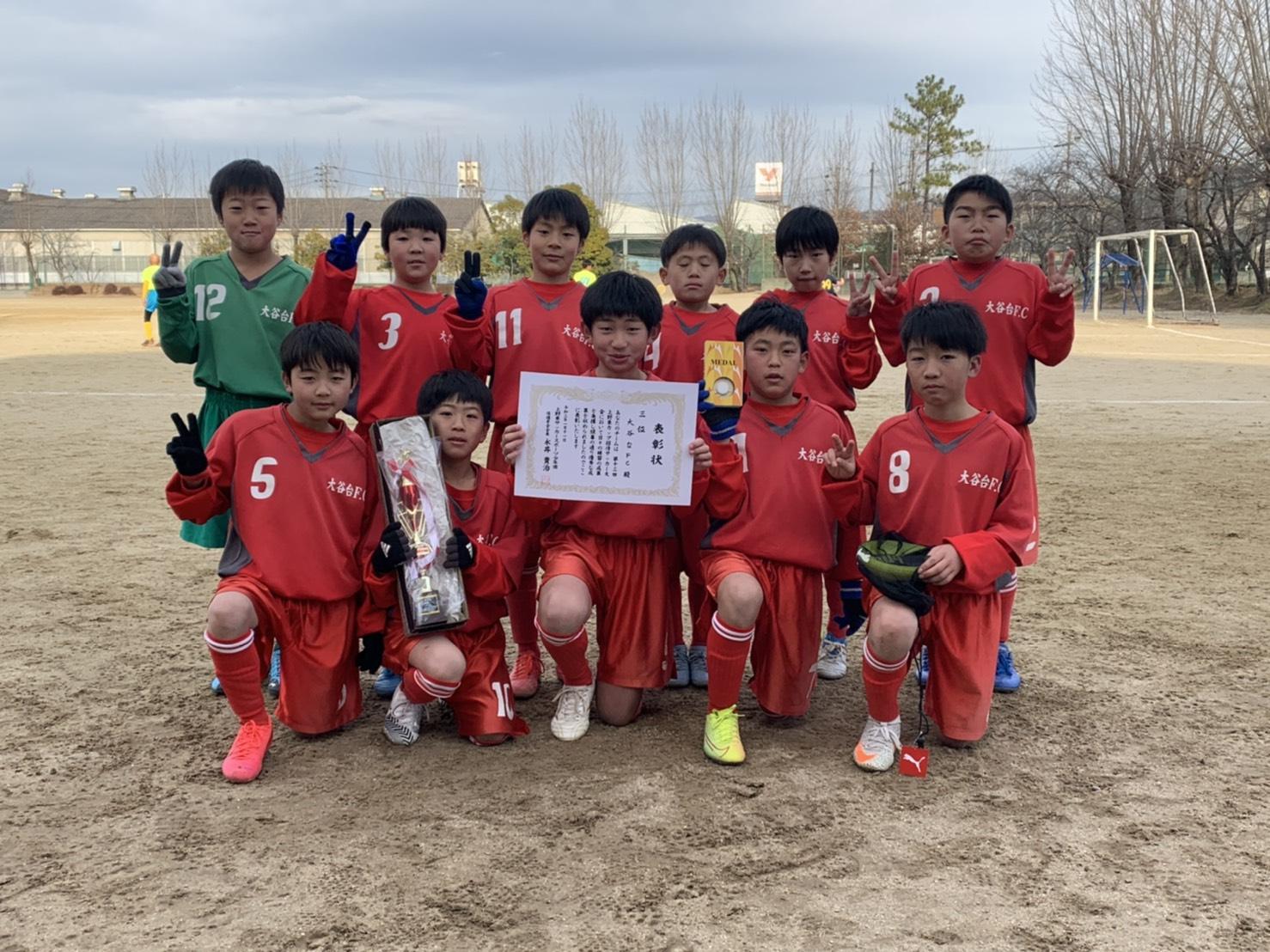 小学部 上野東カップ招待試合