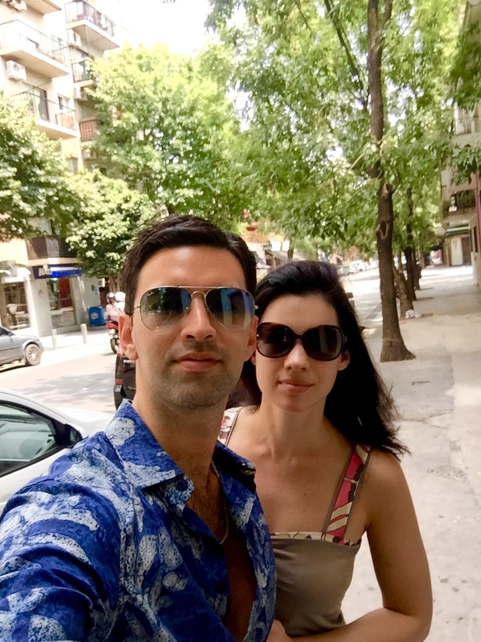 Sommernachmittag in Palermo