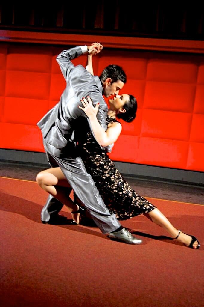 """Filmcasino Wien - Première """"Un tango más"""""""