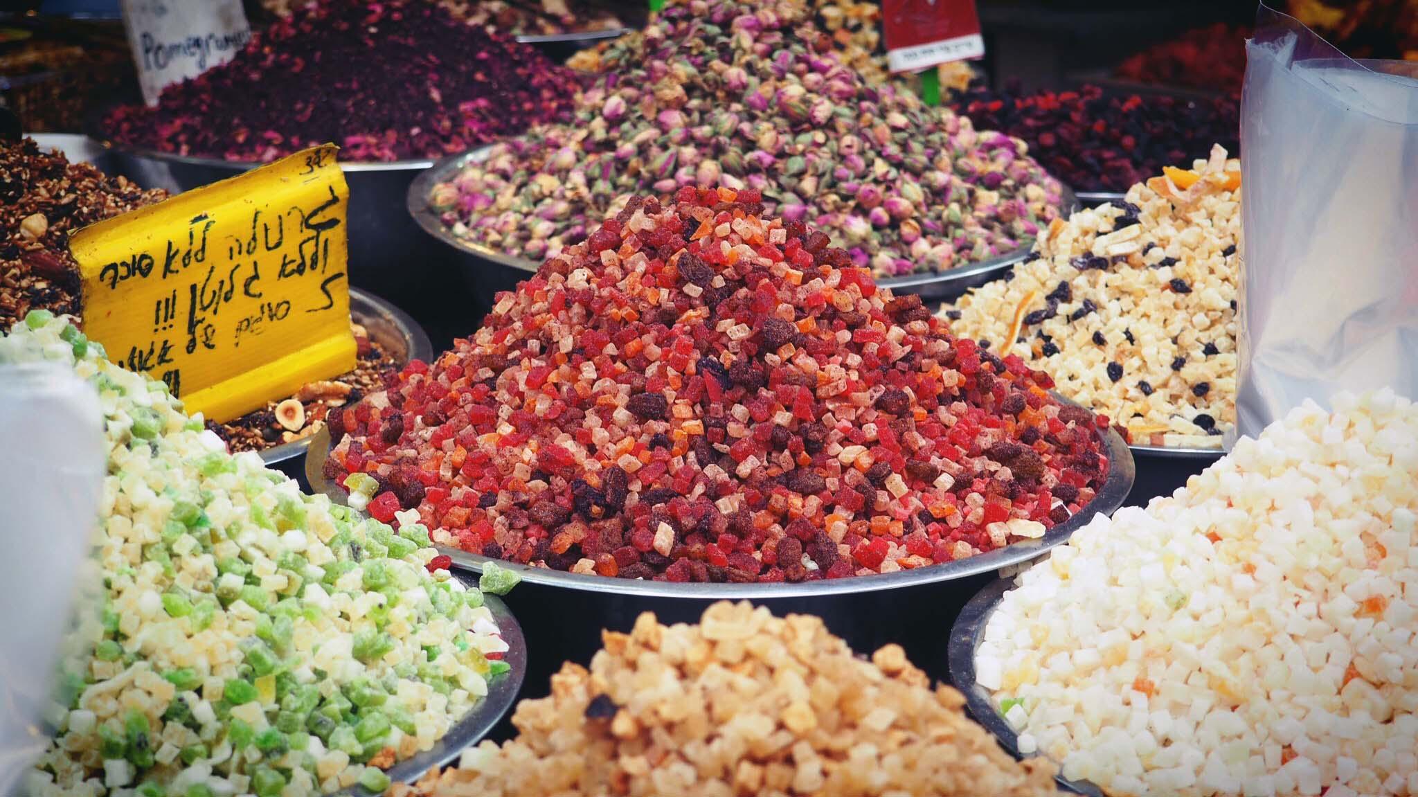 Les sucreries du Moyen-Orient - Israël