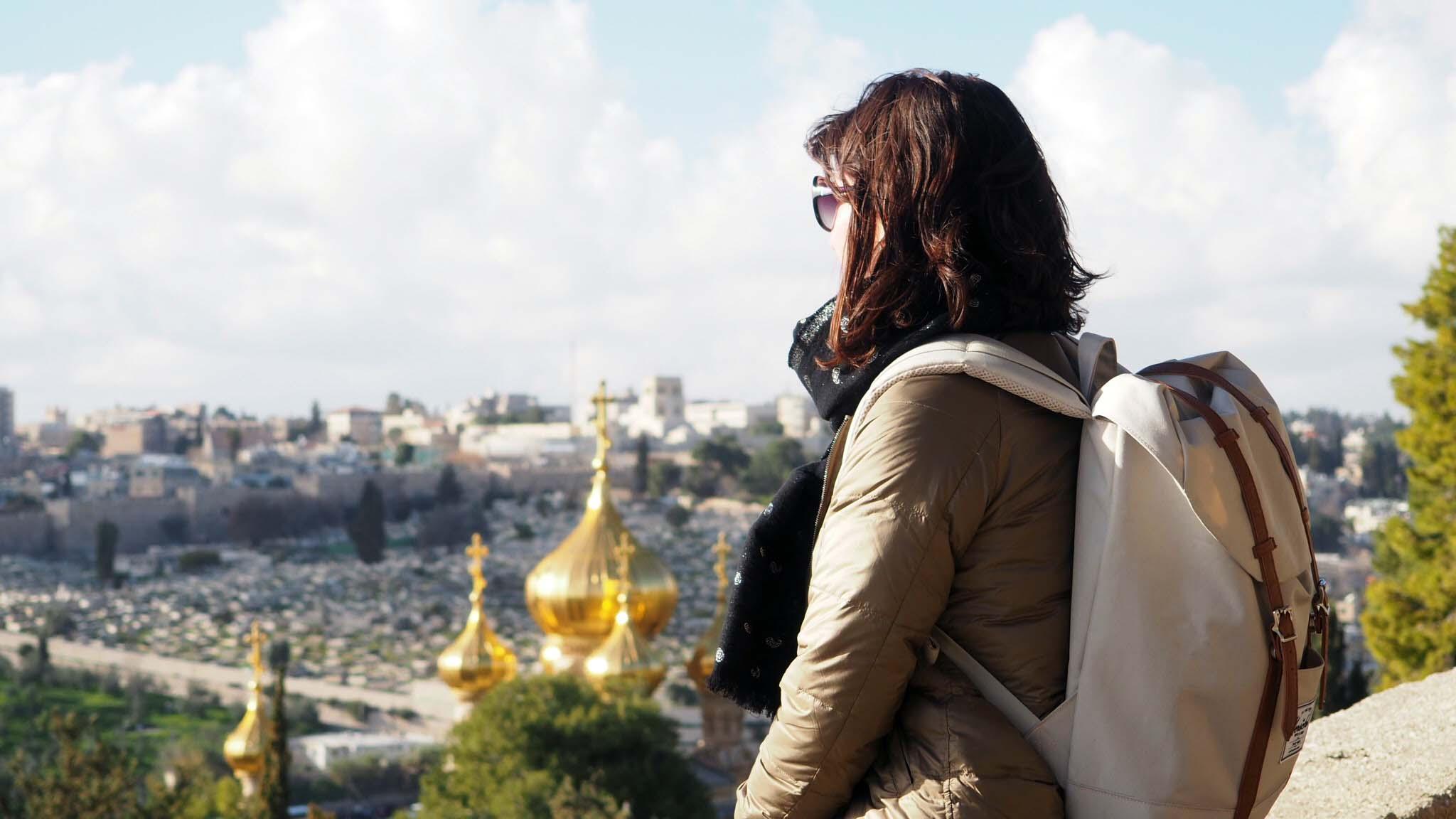 Vue sur Jérusalem - Israël