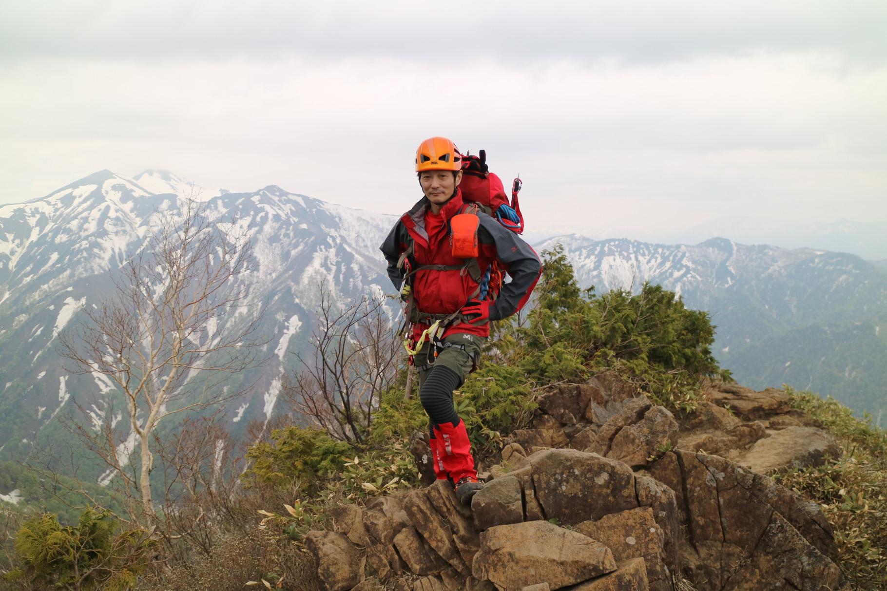 谷川岳(2015,05)