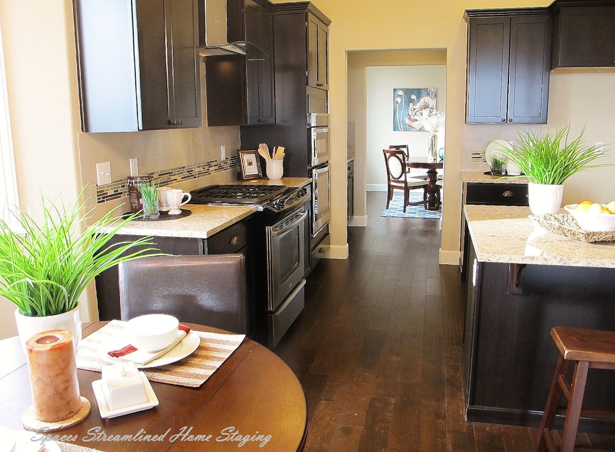Home Staging Kitchen Silverdale
