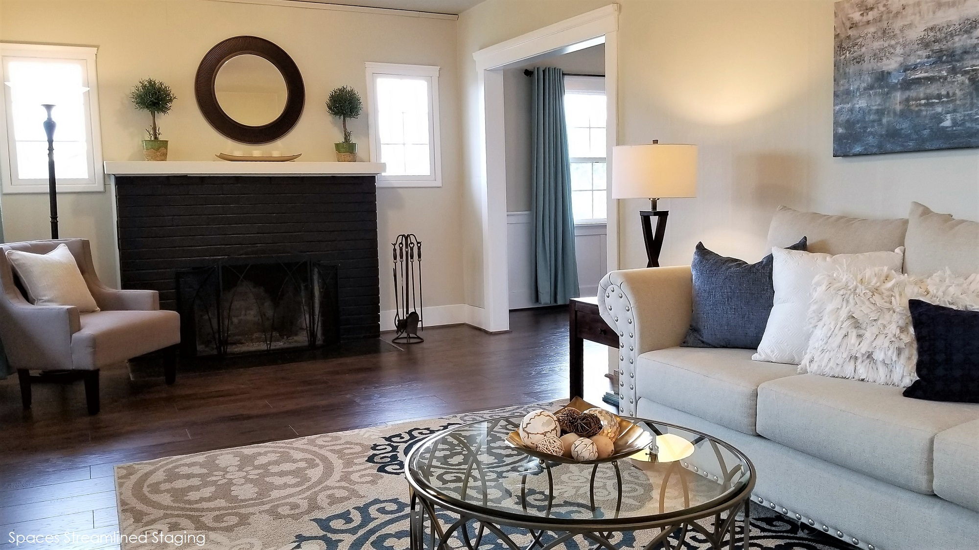 Staging A Tacoma Craftsman Home Spaces Streamlined Home