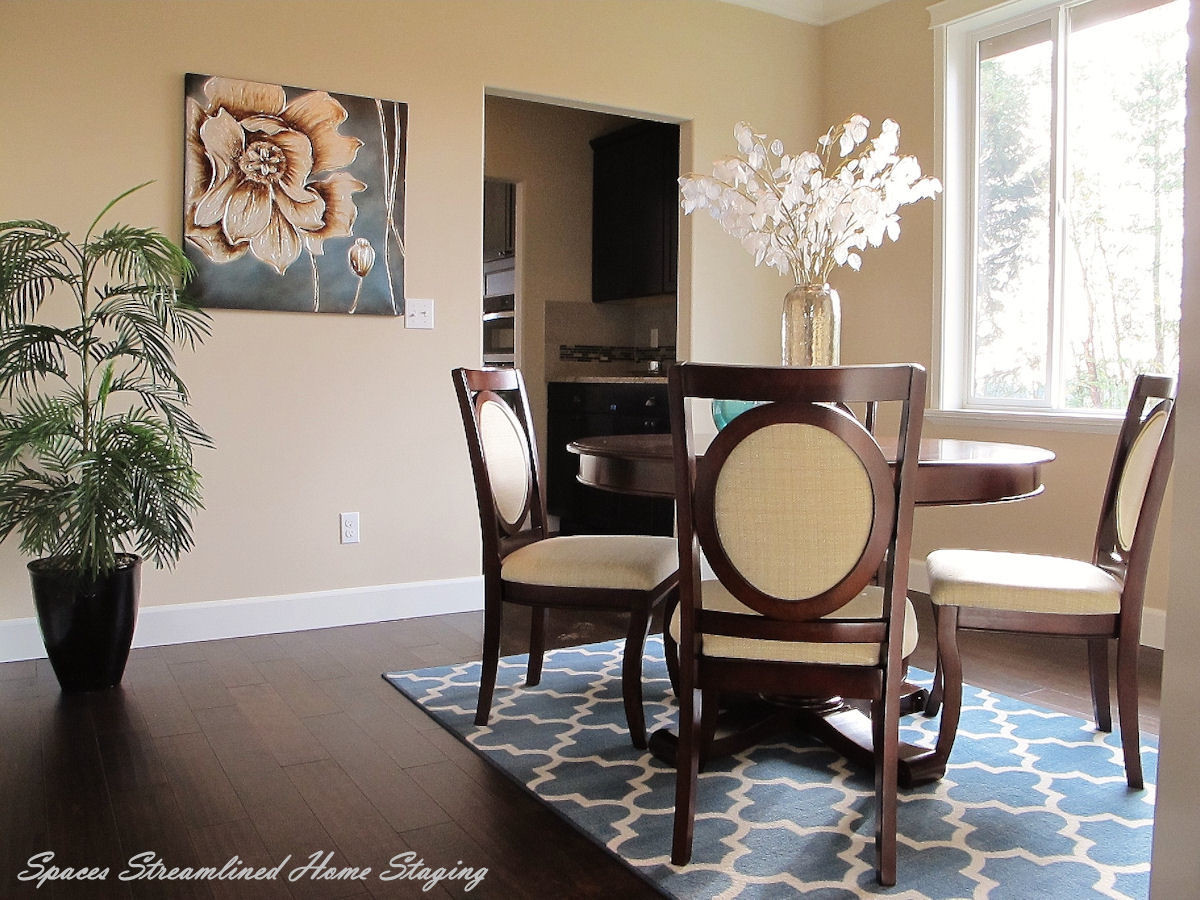 Silverdale Home Staging Dining