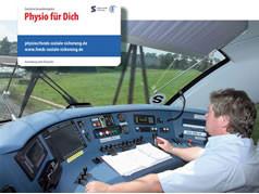 Physio für Dich - Cockpit Bahn