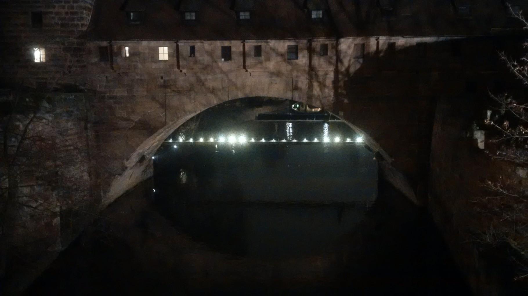 nächtliche Illumination