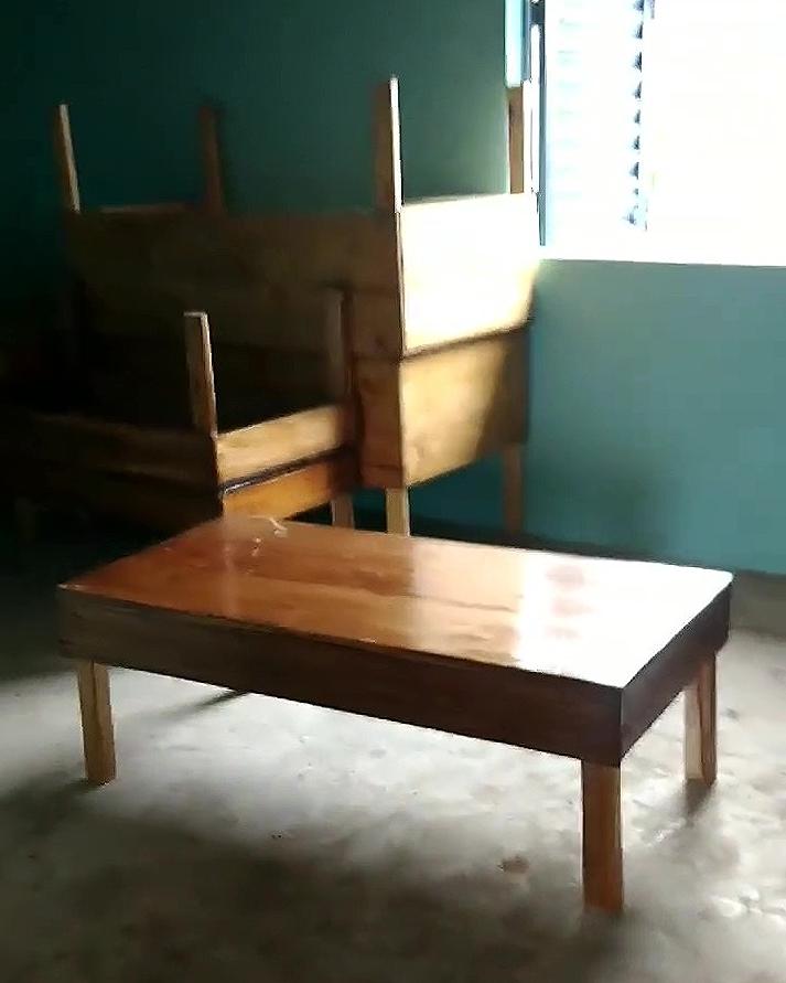 Tische für die Vorschule