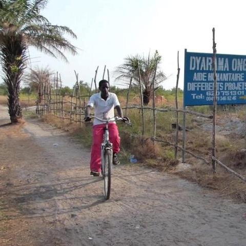 Bike für die DYARAMA SCHULE