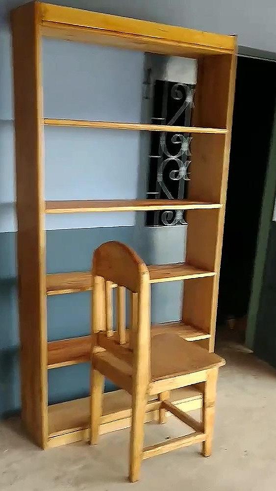 Gestelle, Stühle