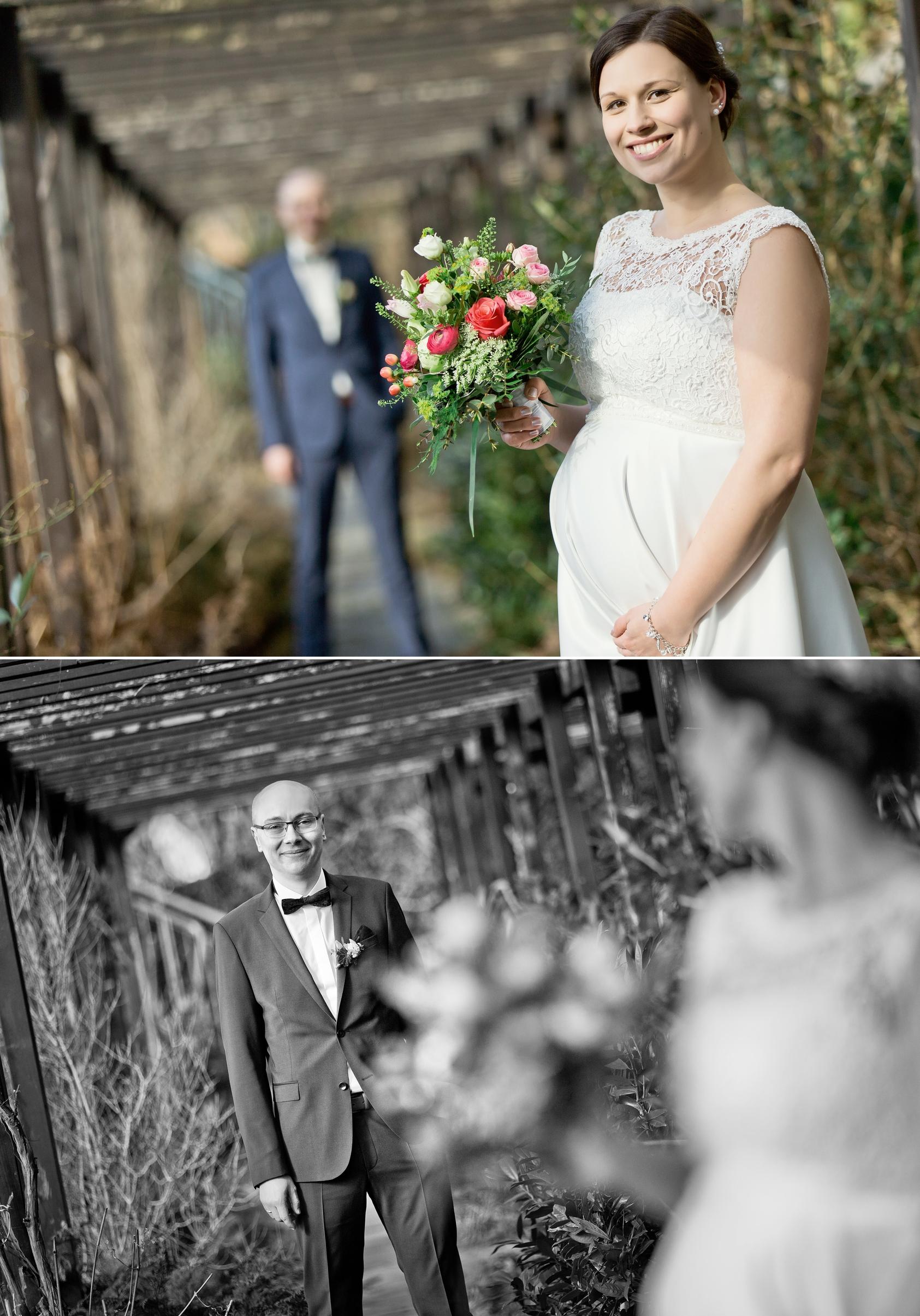 als Hochzeitsfotograf in zschoapu auf schloss Wildeck