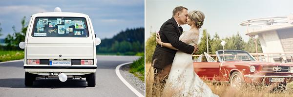 Hochzeitsbräuche, Hochzeitsbrauch, Bräuche zur Hochzeit, Autofahrt, Limousine, Oldtimer, Kutsche, Hochzeitsreportage, Hochzeitsfotografie