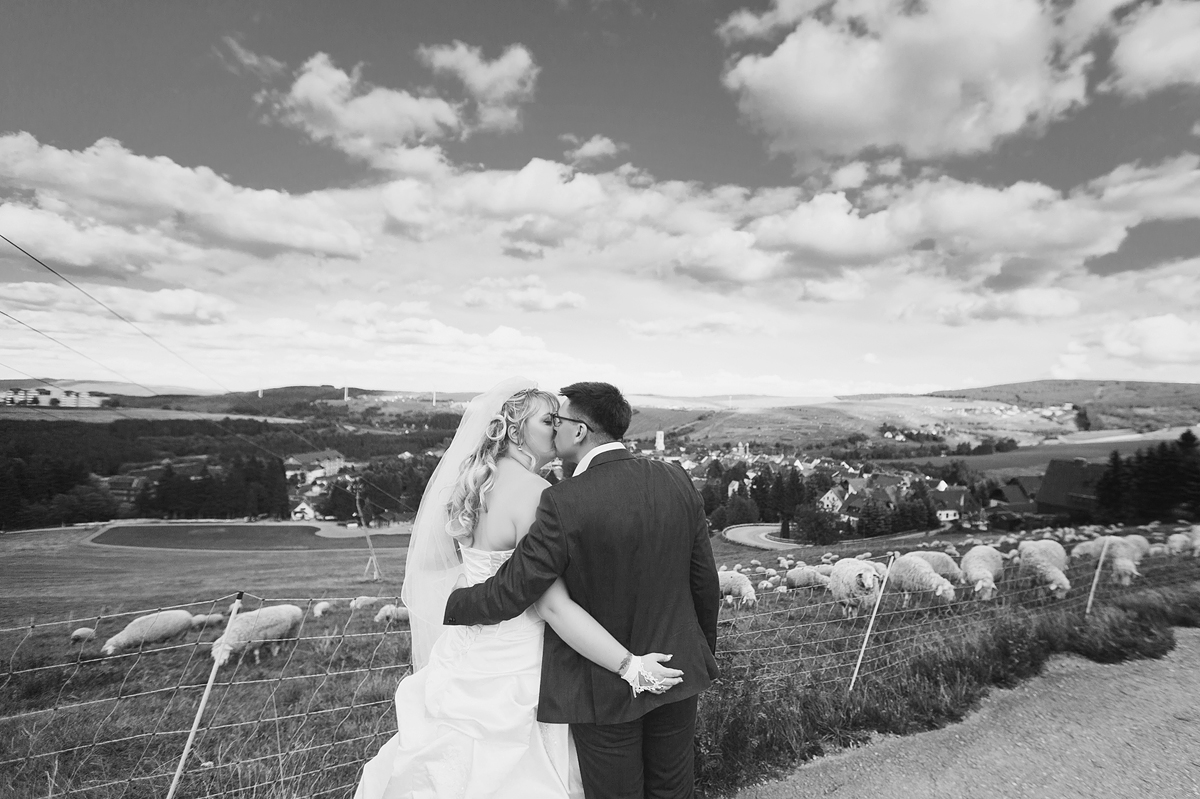 Hochzeitsfotograf Oberwiesenthal Hochzeit am Fichtelberg Fotograf Ben Pfeifer