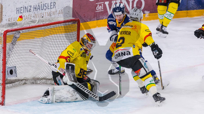 13.04.2021   EV Zug startet mit 4:2 Sieg gegen den SC Bern in die Playoff Viertelfinals.