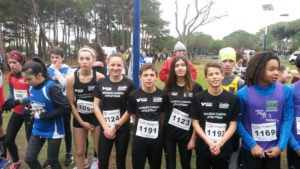 athlétisme junior