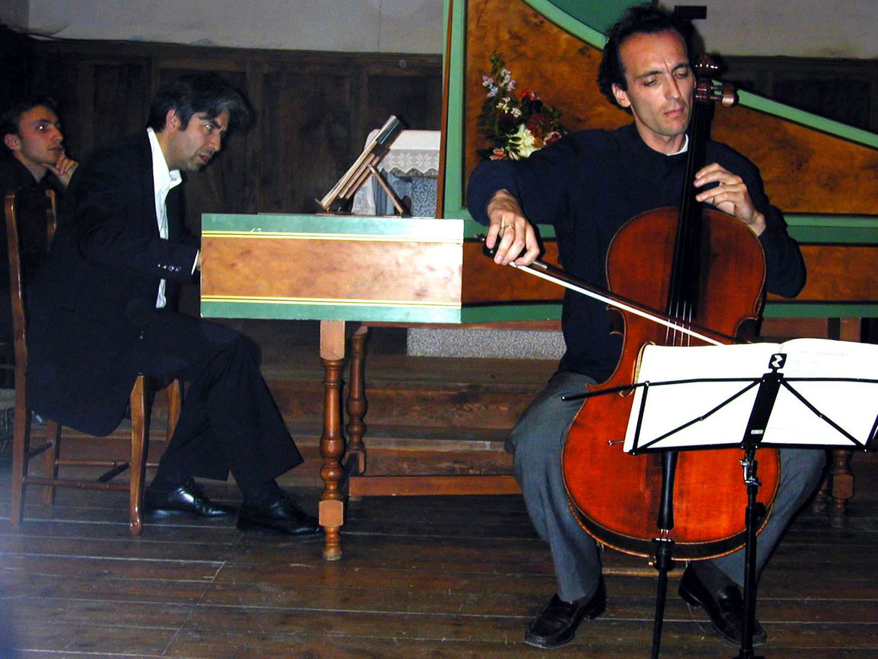 2004 : Stéphane Béchy et Christophe Beau