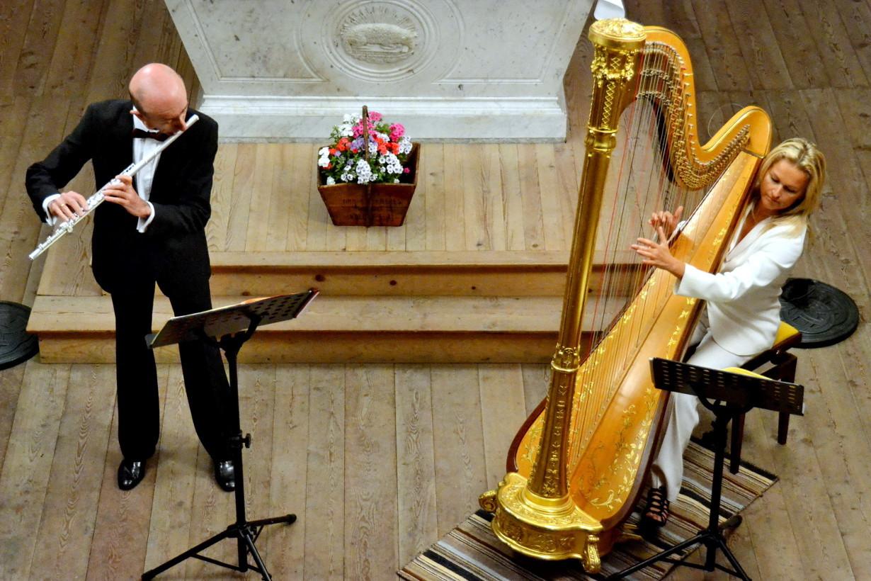 2012 : Alain Daboncourt et Isabelle Courret