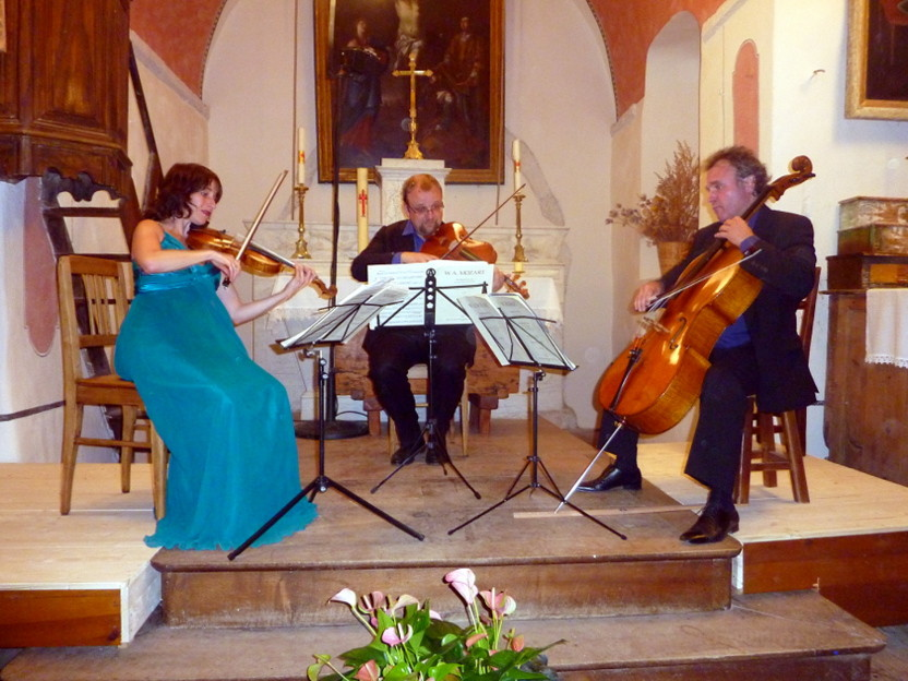 9 Août : Trio Fenix