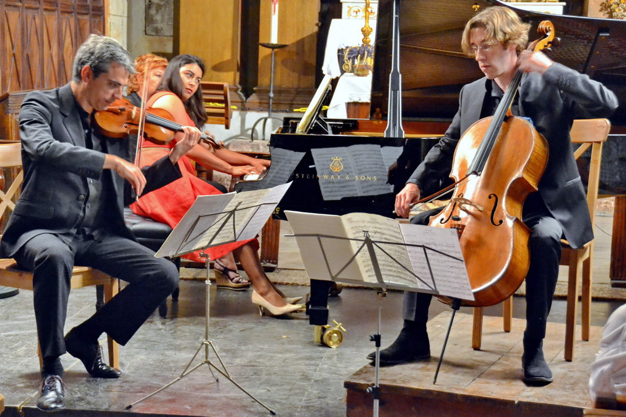2012 : Trio Talweg