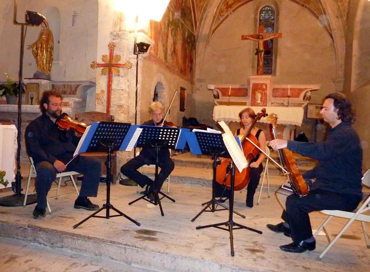2012 : Quatuor Nor Arax