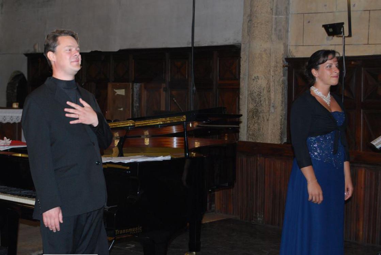 2009 : Julien Guénebaud et Elodie Hache