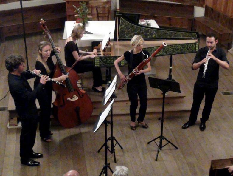 11 Août : Quintette Zelenka