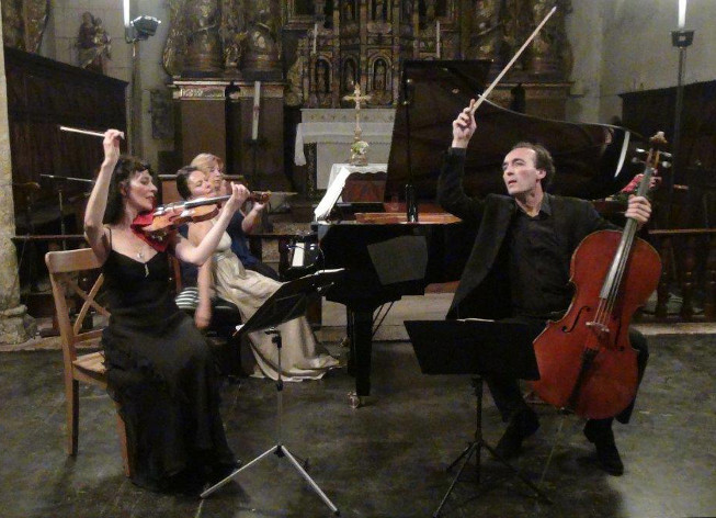 1er Août : Nathanaëlle Marie, Carine Zarifian et Christophe Beau